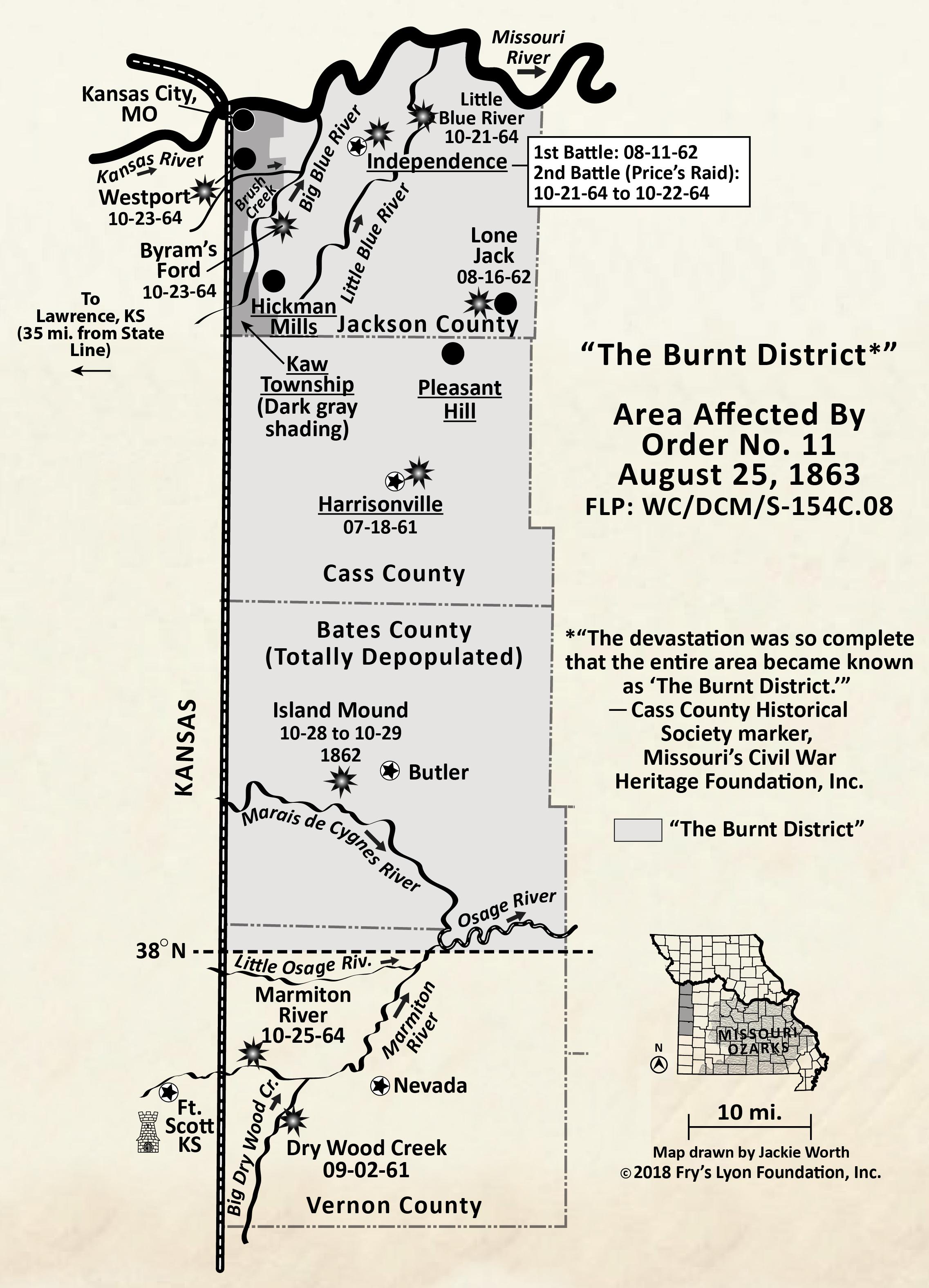 Burnt District