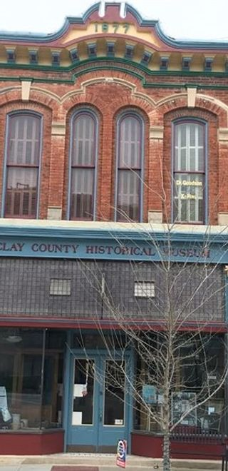 Clay Co. Historical Site