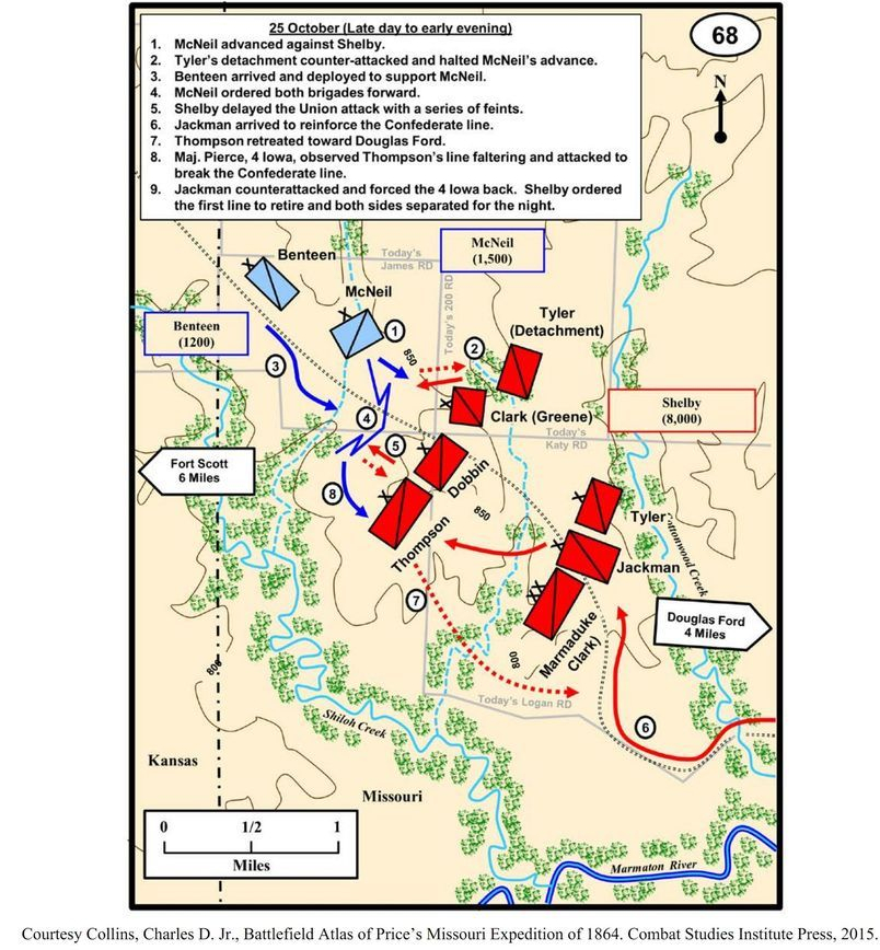 Marmiton River Battle Map