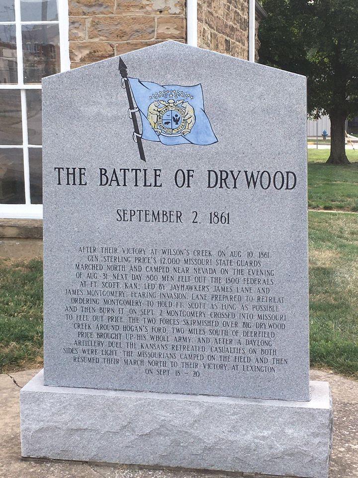 Dry Wood Creek