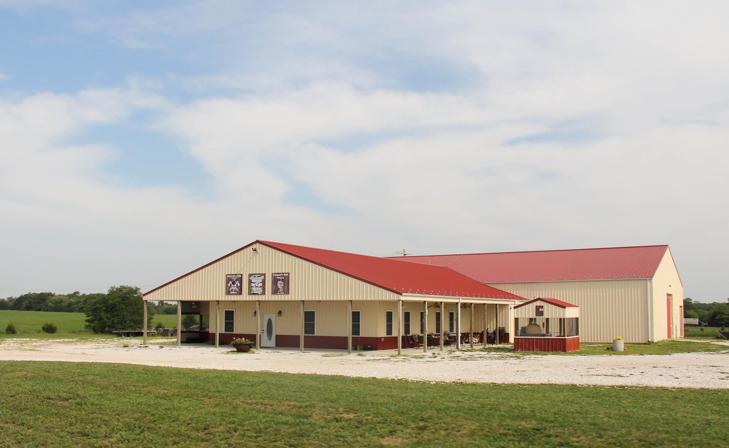Cooper's Oak Winery