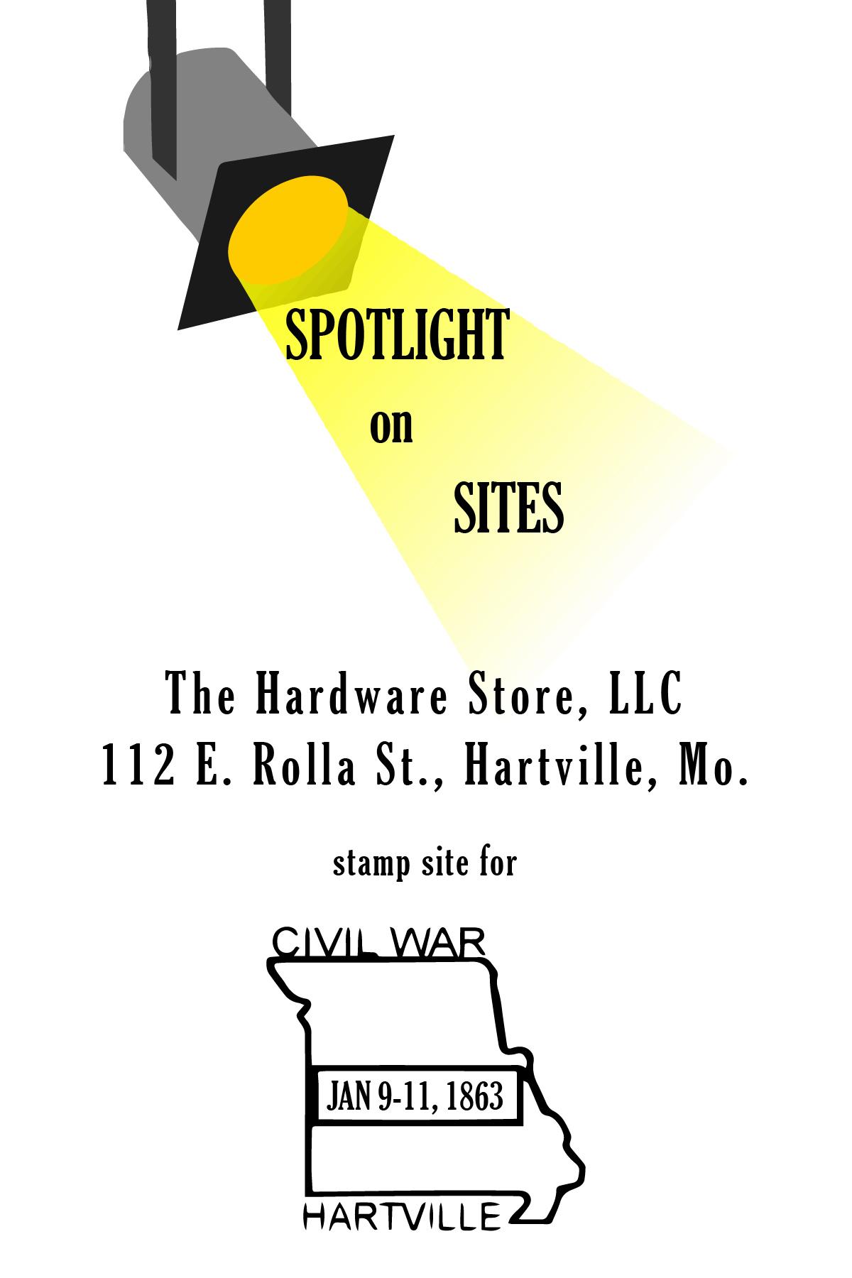 Spotlight on Hardware Store